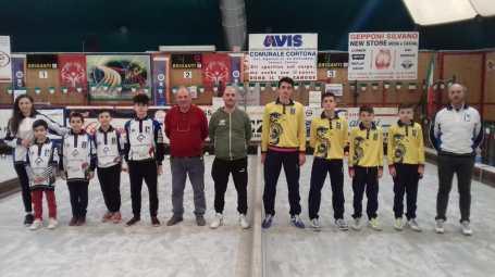 Camp Soc Juniores - 02 02 20 Cortona La California