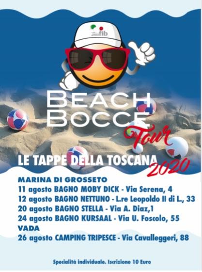 BeachBocceToscana2020